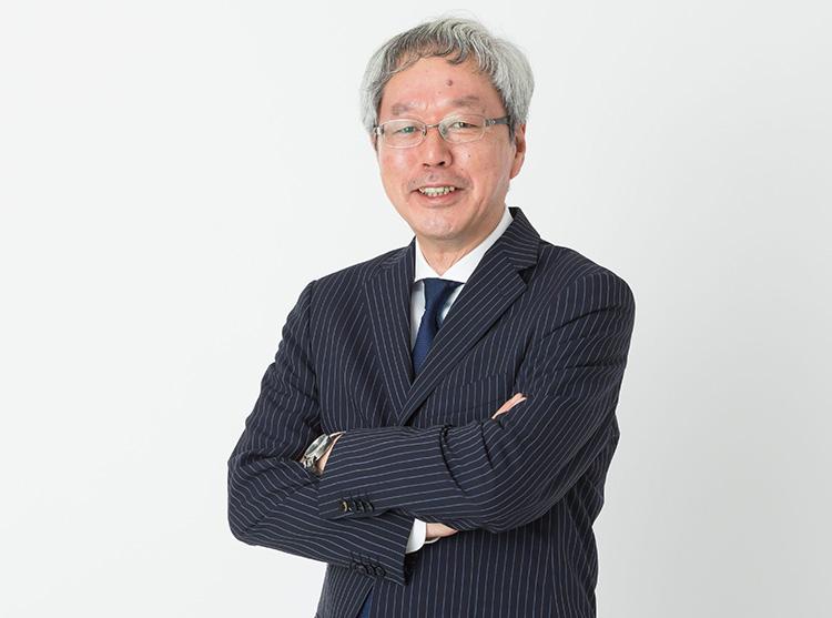 取締役社長福田範昭